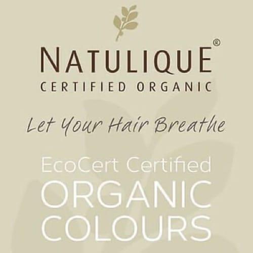 Natulique organic hair colours